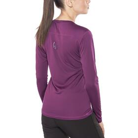 Norrøna /29 Tech - Camiseta de manga larga Mujer - violeta